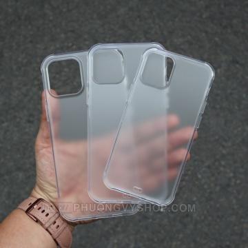 Ốp chống sốc iPhone 12 mini - LIKGUS Nhám